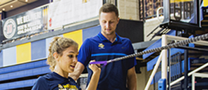 Athletic Training master's program at Marquette