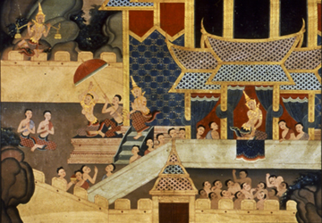 Mulcahy Thai Paintings