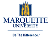 Marquette University. Be The Difference. Be The Difference is registered in the U.S. Patent and Trademark Office.