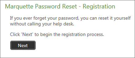 Password recovery answers screenshot #2