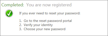 Password recovery answers screenshot #4