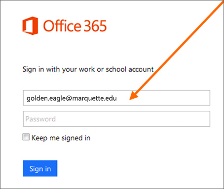 get microsoft office 365 it services marquette university