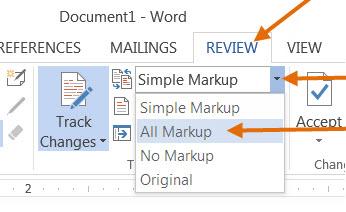 Remove Hidden Data in Microsoft Word | IT Services | Marquette University