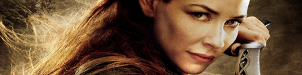 Tauriel in Peter Jackson's The Hobbit - Lecture
