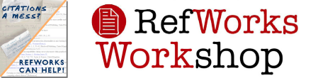 Refworks Workshops Available