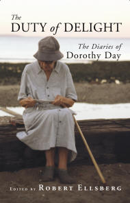 Dorothy Day: The Duty of Delight book cover