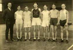 1923 Cross-Country Team