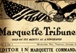 Connect to the Marquette Tribune Online Collection