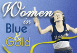 Women in Blue & Gold