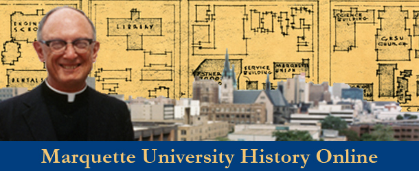 Father Wild and MU Historic Map Header image