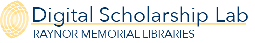 Digital Scholarship Lab logo