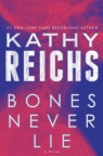Bones never lie : a novel