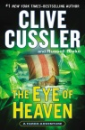 Book jacket illustration for: The eye of heaven
