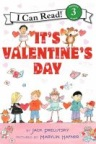 Book jacket image for:  It's Valentine's Day!