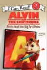 Book jacket image for:  Alvin and the big art show