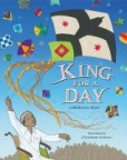 Book jacket image for:  King for a day