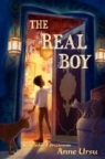 Book jacket image for:  The real boy
