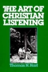 Book jacket image for: The art of Christian listening