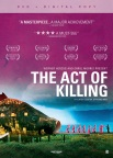 DVD illustration for: The act of killing
