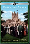 DVD illustration for:  Downton Abbey. Season 4