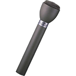 Image of handheld microphone