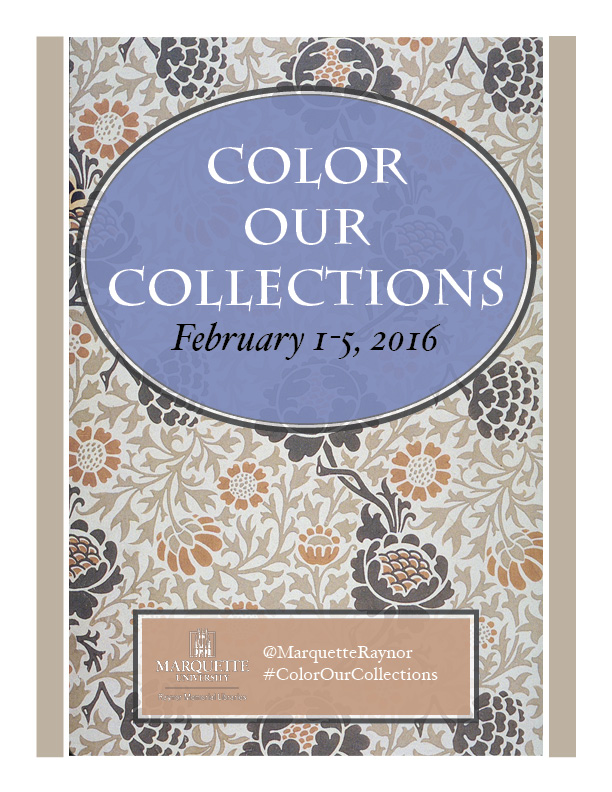 Cover illustration from Colour our Collections
