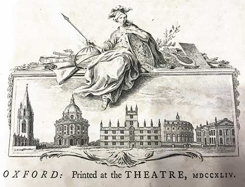 Image of a portion of the title page