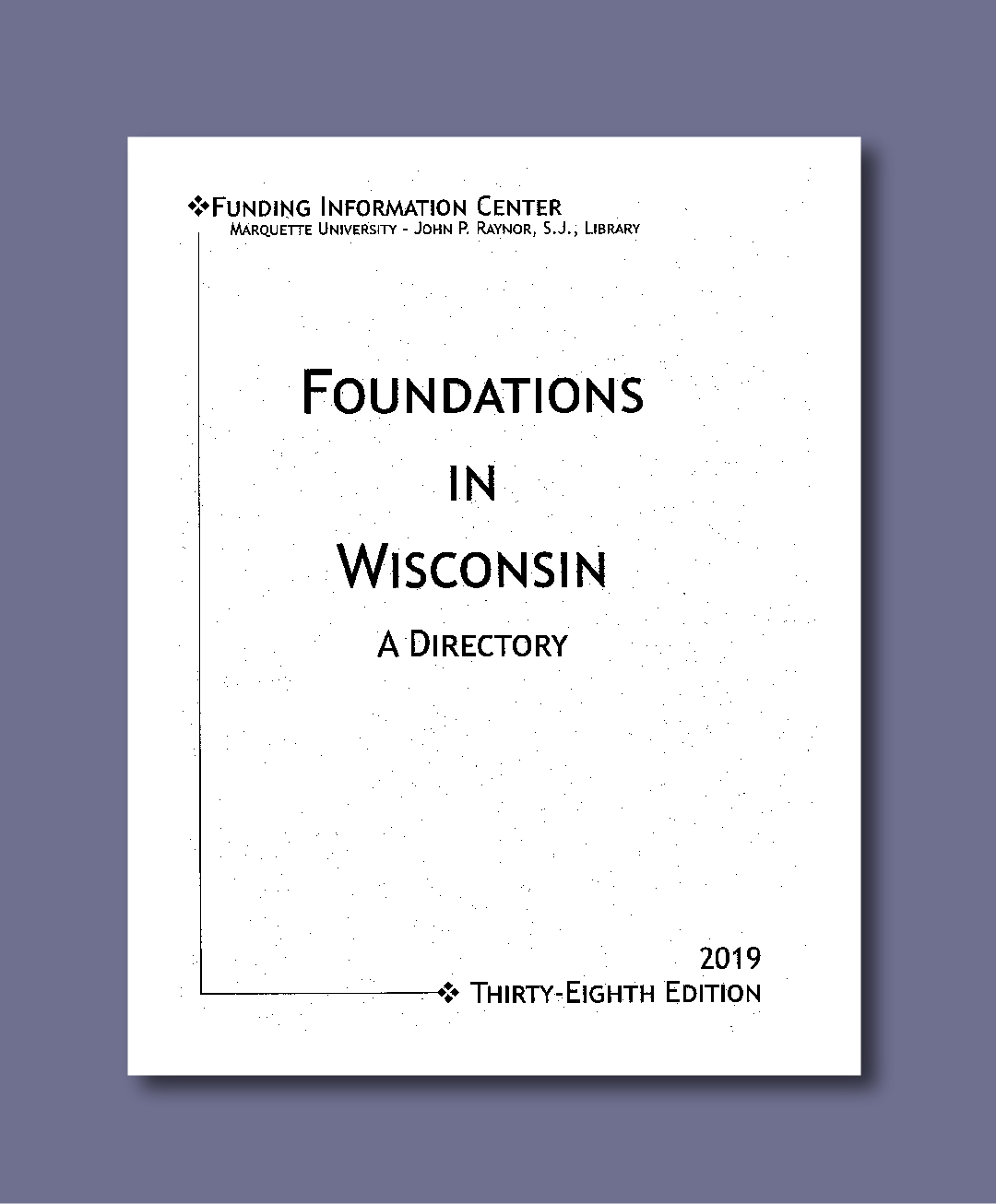 Cover of the 2019 Directory