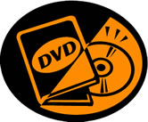 graphic representing a dvd