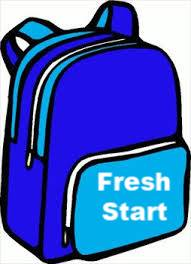 Fresh Start Backpack