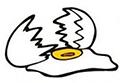 Broken Yolk logo