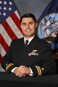 Staff // Navy ROTC // Marquette University
