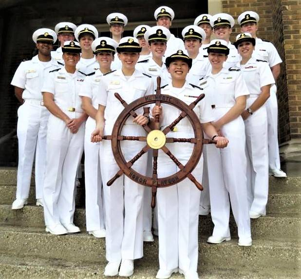 About NROTC Navy ROTC Marquette University