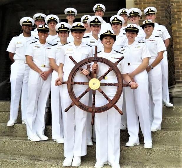 New Student Orientation // Navy ROTC // Marquette University