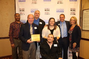 inclusive hiring award