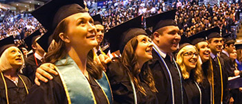 Commencement Ceremony at Marquette University
