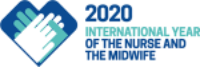 international year of nurse logo