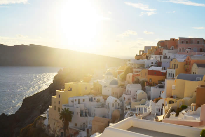 Photo of Santorini, Greece