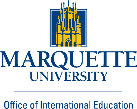 Marquette Office of International Education logo