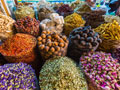 spices at an Arab Souk