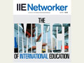 IIE Networker Magazine Cover