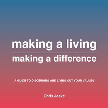 Making a Living, Making a Difference cover