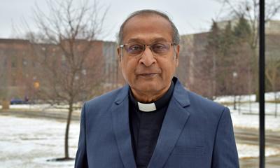 Rev. Antony Antonysamy, S.J.
