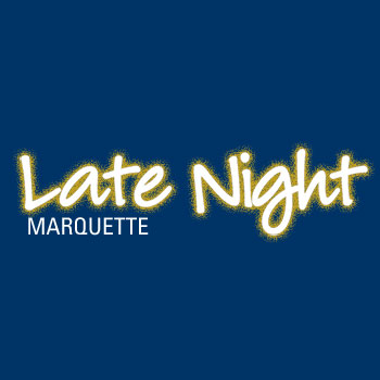 Late Night Marquette logo