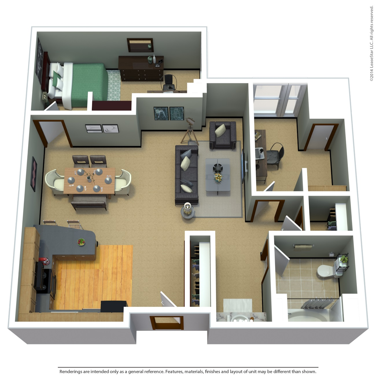 Marquette Apartments: The Marq Apartments // Office Of Residence Life