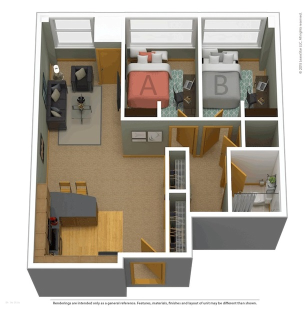 The Marq Apartments Office Of Residence Life Marquette