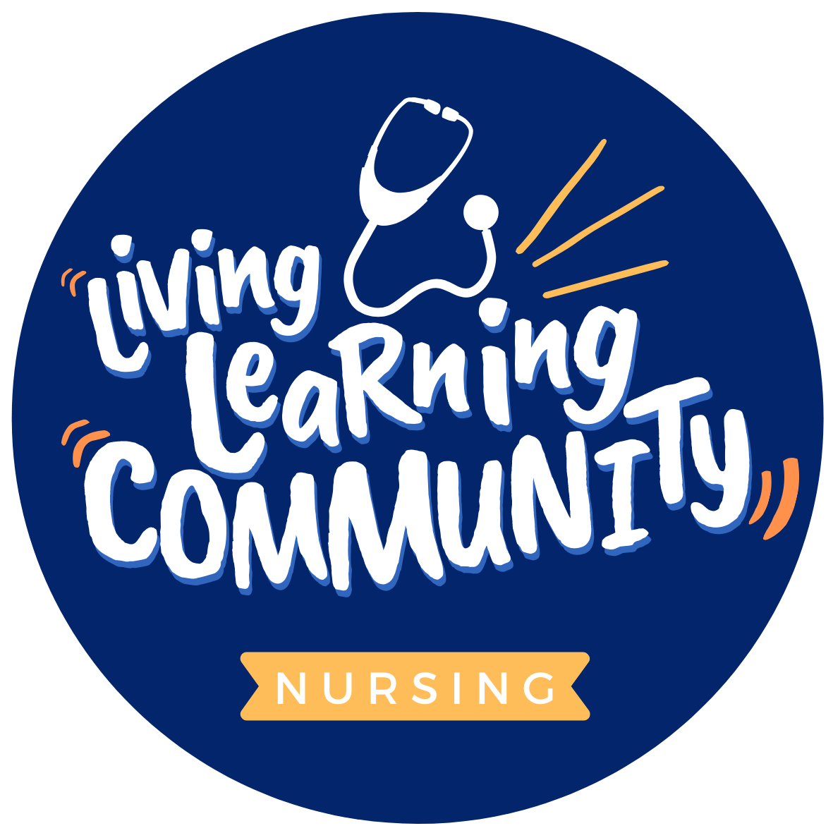 Nursing LLC Sticker