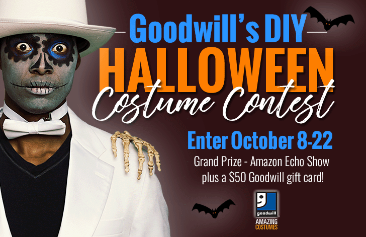 goodwill halloween costume contest