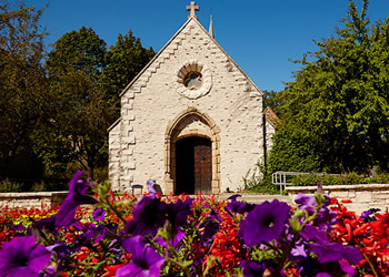 St. Joan of Arc Chapel in Spring