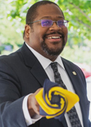 Dr. Xavier Cole, Vice President for Student Affairs